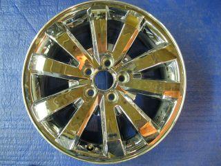 FORD EDGE 18 2007 2008 2009 2010 2011 CHROME WHEEL OEM FACTORY RIM