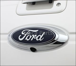 OEM TAILGATE EMBLEM 2009 2013 FORD F150 FOR VEHICLES W/ BACKUP CAMERA