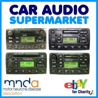 FORD 6000 6006 CD STEREO RADIO CODE PIN UNLOCK DECODE BY SERIAL NUMBER