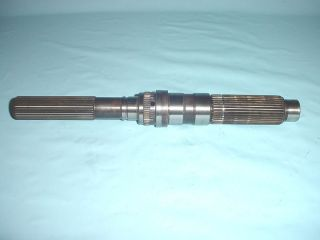 241 D Dodge Transfer Case LATE Main, Rear Output Shaft