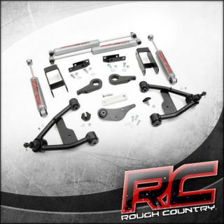 1982 2004 4wd S 10/15 Pickup/Blazer/​Jimmy 2.5 Suspension Lift Kit