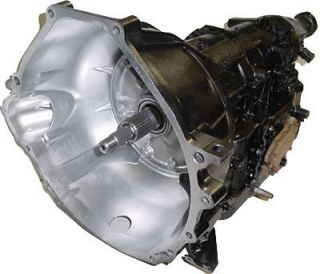 AOD Stage 1 Transmission Ford Mustang Rated to 550 HP Free Torqe