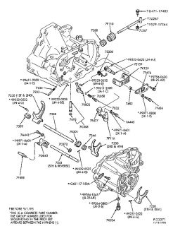f32z7l267a ford shaft gear change genuine ford product from authorized