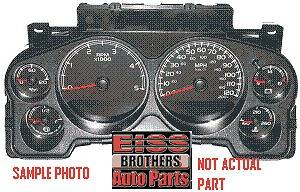 07 08 DODGE CHARGER SPEEDOMETER (Fits: Magnum)