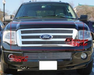 07 2011 Ford Expedition Stainless Steel Billet Grille (Fits 2011 Ford