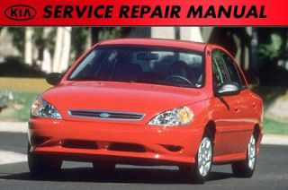 kia rio 2001 2005 service repair manual service manual pdf. Black Bedroom Furniture Sets. Home Design Ideas
