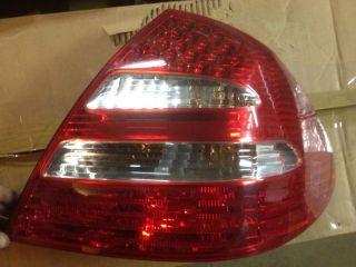 mercedes benz e350 side light