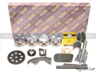 Nissan 720 & Hardbody 2.4 Z24 Engine Rebuild Kit (Fits Nissan)