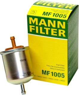 MANN FILTER MF 1005 Fuel Filter (Fits 2003 Nissan Frontier)
