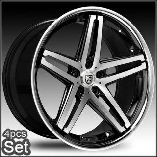 20inch Lexani R Five for Mercedes Benz Wheels C,CL,S,E class Rims
