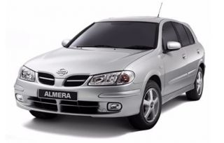 Nissan Almera N16 Workshop Manual on CD 2000   2006