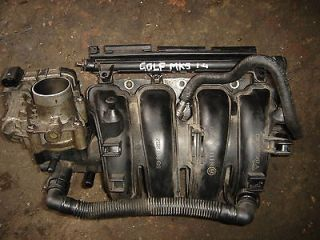 VW GOLF 1.4 PETROL INLET MANIFOLD SALVAGE 07 BREAKING