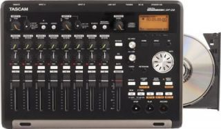 TASCAM DP 03 DIGITAL PORTASTUDIO $30 INSTANT OFF RECORD