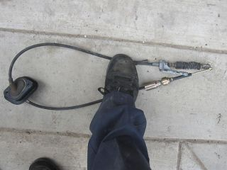 98 Volvo V70 T5 Transmission Shift Cable Control 98 00