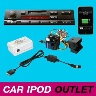 BMW 3 5 Mini X3 X5, Z4 E46 E39 Car iPod iPhone Interface Adaptor