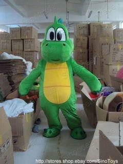 Yoshi Dinosaur Super Mario Mascot Costume EPE