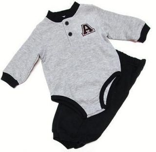 Alabama Crimson Tide Onesie Creeper Pants Outfit 6 9 Months