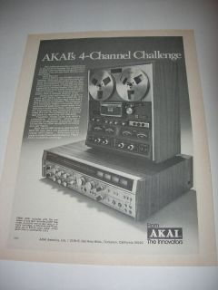 Akai GX 280d in Reel to Reel Tape Recorders