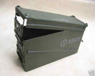 Ammo Boxes 40mm US Army Ammunition Can Excl Box
