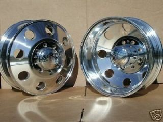 17 DUALLY WHEELS RIMS CHEVY 3500 DODGE 3500 2WD / 4WD TRUCK