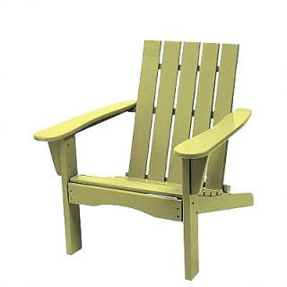 Adirondack chair plans scalloped back full size patterns - Patterns for adirondack chairs ...