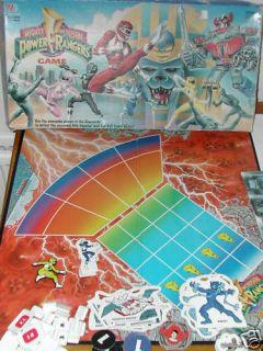 POWER RANGERS GAME   MIGHTY MORPHIN POWER RANGERS GAME