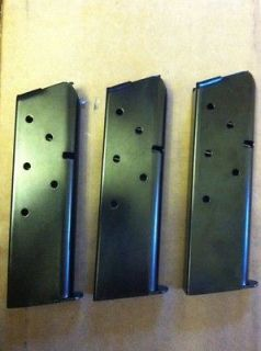 1911 COLT STYLE 45 ACP MAGAZINE CLIPS FULL SIZE 3 MAGS  FIT KIMBER