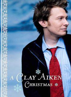 Clay Aiken   A Clay Aiken Christmas DVD, 2004