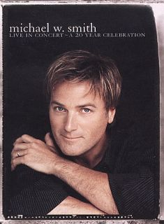 Michael W. Smith Live in Concert   A 20 Year Celebration DVD, 2004