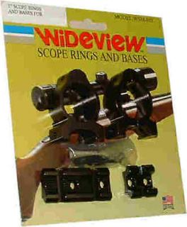 Newly listed SCOPE MOUNT MEDIUM RINGS & BASES SAVAGE MODELS PRE 2003