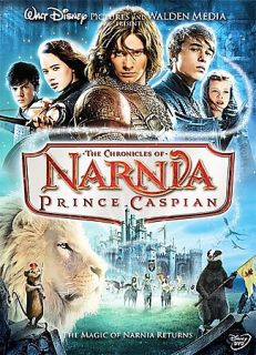 The Chronicles of Narnia Prince Caspian DVD, 2008