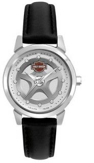 ladies harley davidson watch in Jewelry & Watches