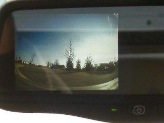 NEW Autodim Gentex Escalade/Yukon/Silverado GNTX 657 Camera Rear View