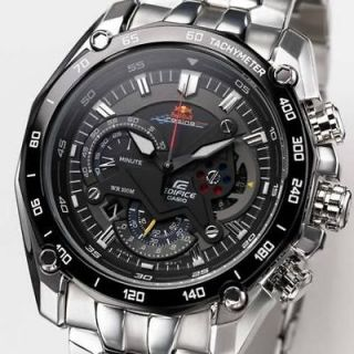promo02  CASIO EF 550RBSP 1AV 550 EDIFICE Watch RED BULL Racing