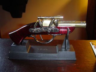 Refillable Roer flintlock pirate Gun gothic WINDPROOF Cigarette