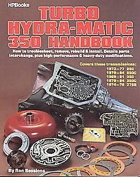 Rebuild & Modify the TH350 Transmission Turbo 350 Trans for