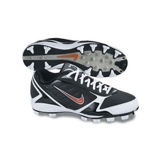 NIKE FUSE 2 MCS MOLDED MENS LOW BASEBALL CLEATES SHOES W/COLORS 387120