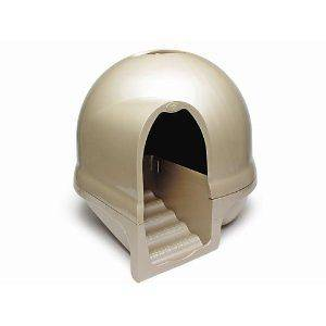 Cleanstep Cleaning Oder Free Fresh Pet Cat Cats Litter Box Clean New