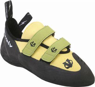 evolv PONTAS Rock Climbing Shoes SHARMA design NEW in BOX