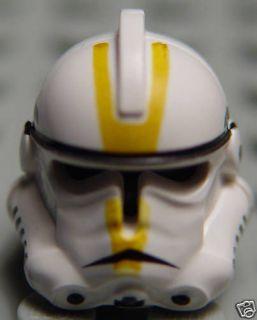 LeGo Star Wars Clone Helmet Star Corps 7655 NEW