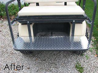 golf cart rear seats in Push Pull Golf Carts