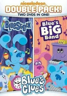 BLUES CLUES BLUES BIG BAND/BLUESTOCK [REGION 1]   NEW DVD BOXSET
