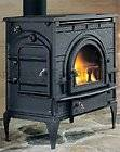 Glacier Bay Wood Coal Burning Stove Fireplace Insert