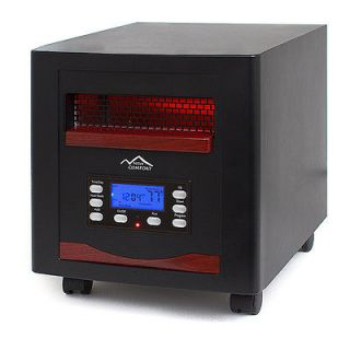 New Comfort Infrared safe radiant 5000 btu heater for Garage Shop