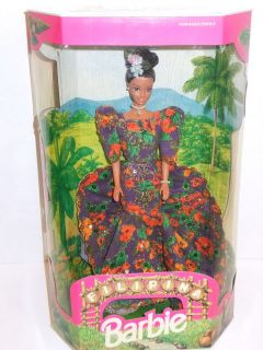 NIB BARBIE DOLL 1993 FILIPINA MADE IN THE PHILIPPINES