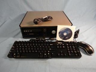 Newly listed Dell GX755 Desktop PC Computer Dual Core Vista 2 GB 80 GB