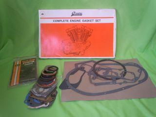 Genuine James Gaskets Complete Engine Gasket Set Kit Car Motorcycle