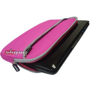 Newly listed Pink 10 Inch 10.1 Netbook Laptop Tablet Accessory Sleeve