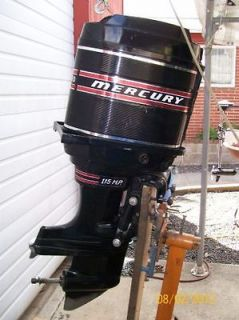 70 HP mercury outboard in Outboard Motor Components