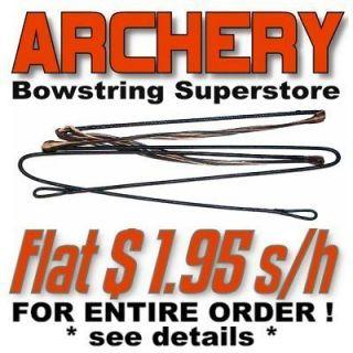 58 D 75 Archery COMPOUND BOW STRING HOYT REFLEX OTHERS